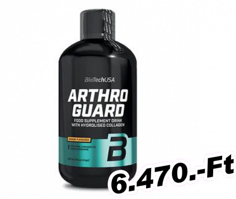 BioTech USA Arthro Guard Liquid - 500ml narancs