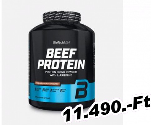 BioTech USA Beef Protein - 1 816 g eper