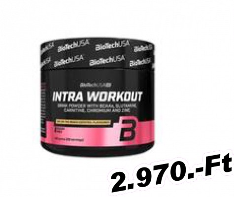 BioTech USA Intra Workout 180 g Pina Colada cocktail