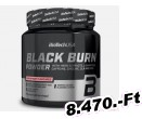BioTech USA Black Burn italpor 210 g Grapefruit