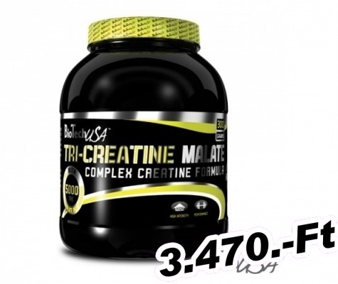 BioTech USA Tri Creatine Malate - 300 g